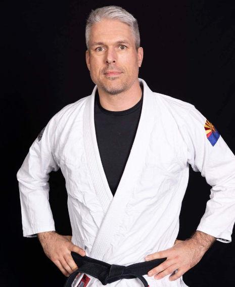 Matt McPeake Brazilian Jiu Jitsu Coach