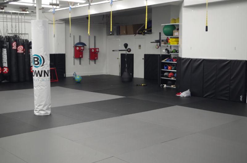 Brown's Kickboxing and Jiu Jitsu Dojo